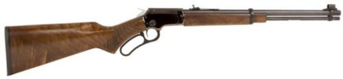 "Chiappa Deluxe Takedown Lever Rifle, 22LR, 18.5"", 15rd, Walnut Oil Finish"