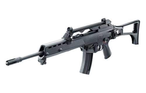 """Walther Arms HK G36, 22LR, 18.1"""", 10rd, Black Synthetic Stock, Blued"""