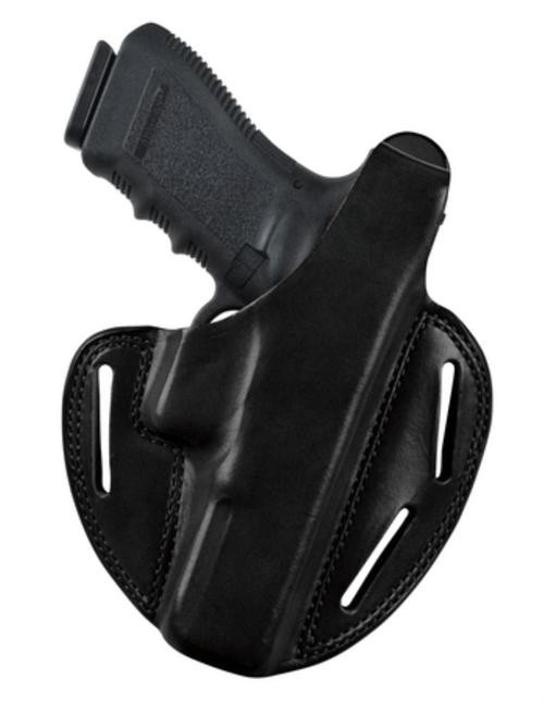 Bianchi 7 Shadow II Ruger LCR .38 Special Plain Black Right hand