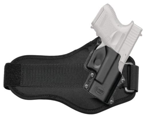 Fobus Ankle Holster For Glock 42 Black Right Hand