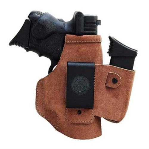 Galco Walkabout Holster in Natural, 1911 3, Right Hand