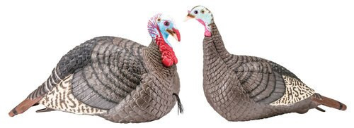 Hunters Specialties Strut-Lite Hen and Jack Turkey Decoy