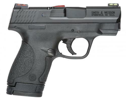 "Smith & Wesson M&P40 Shield, CA Legal, .40S&W, 3.1"", HiViz 2.0 6/7R"