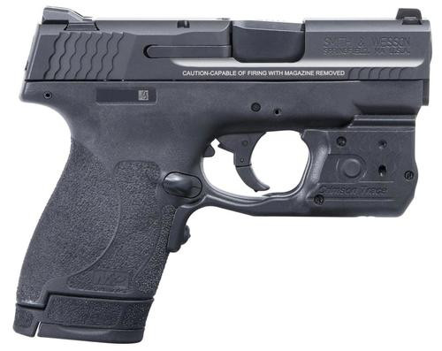"Smith & Wesson M&P Shield 9mm, 3.1"", 2.0 Laserguard 7/8rd Mags"