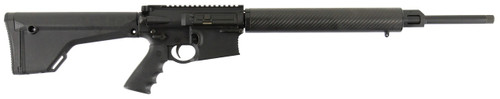 "DPMS GII Hunter, .243 Winchester, 20"", 4rd Mag, Magpul Fixed MOE Stock, Black"
