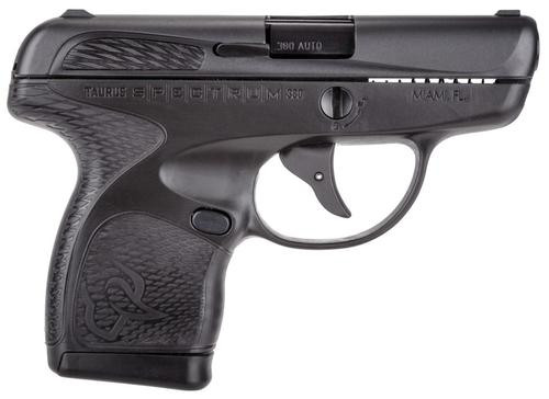 "Taurus Spectrum 380 ACP 2.8"" Barrel, /7+1 Grip,  6 rd"