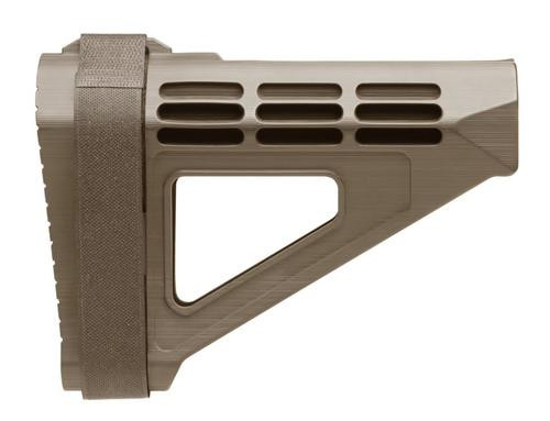 SB Tactical SMB4 AR Brace Elasto-Polymer