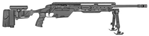 "Steyr SSG 08-A1 Bolt Rifle, .308 Win, 23.6"" HB, 10rd, Folding Adjustable Black Stock"