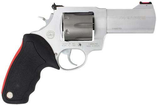 "Taurus 44 Mag Ultra Lite Titanium Stainless Steel, 4"" Full Lug Barrel, Adjustable Sights 6rd"