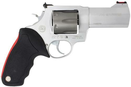 """Taurus 44 Mag Ultra Lite Titanium Stainless Steel, 4"""" Full Lug Barrel, Adjustable Sights 6rd"""