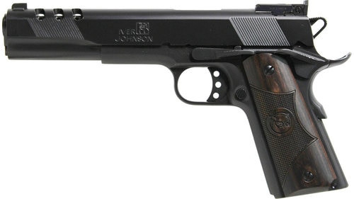 "Iver Johnson Eagle XL Ported Long Slide 1911 10mm, 6"" Barrel, Matte Blue, 8rd Mag"