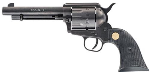 "Chiappa 1873 Single Action Army, 22LR, 5.5"", 10rd, Black"
