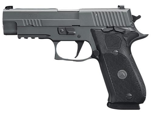 "Sig P220 Legion, 45 ACP, 4.4"" Barrel, 8rd, Black G10 Grips, Gray Finish"
