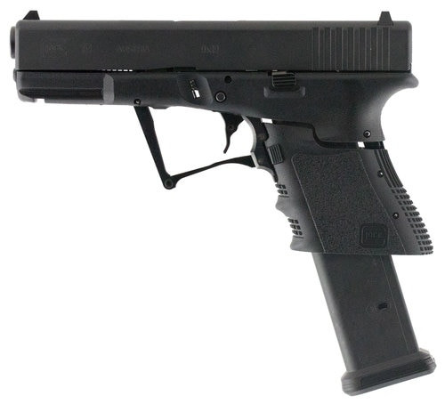 "Full Conceal M3DF M3 Folding 9mm Double 4"" Barrel Black Underfolding Polymer Grip Glock 19 Gen 3 Slide"