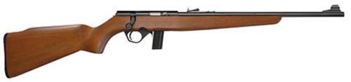 Mossberg 802 Plinkster Youth, 22LR, 18rd, 10rd, Wood Stock, Blued
