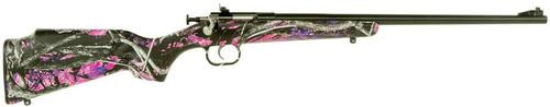 "Keystone Crickett 22LR, 16.12"", Muddy Girl Camo"