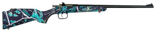"Keystone Crickett 22LR, 16.125"", 1 Synthetic Muddy Girl Camo"