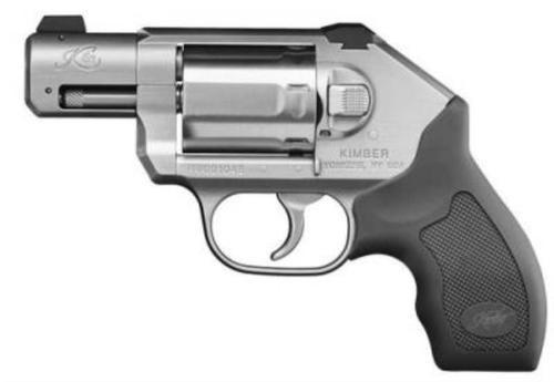 Kimber K6S Stainless Revolver .357 Mag.