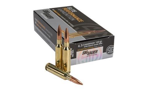 Sig Ammo 6.5 Creedmor 140gr, OTM Match, 20rd Box