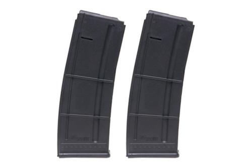 Sig 556 Magazines 2 Pack 5.56mm NATO 30rd, Black Polymer