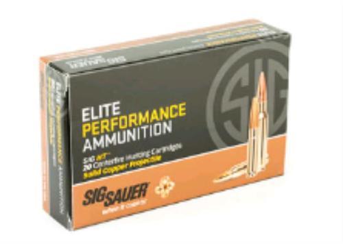 Sig 300 Win Mag 165gr, Elite HNT, 20rd Box