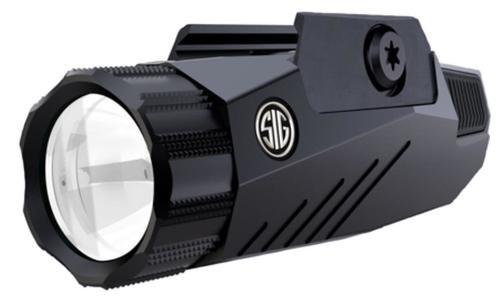 Sig Foxtrot1 Rail Flashlight 300 Lumens CR123 Black