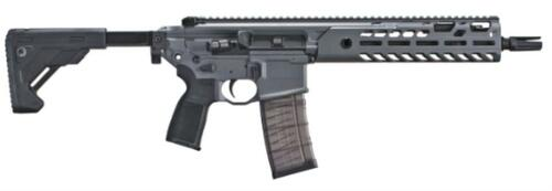 "Sig MCX Virtus 5.56 NATO, SBR, 11.5"", Elite Concrete, M-LOK, 30rd Mag, NFA RULES APPLY"