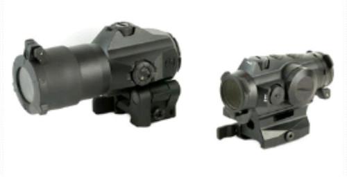 Sig Romeo4H BCD QR Mount, 4X Magnifier