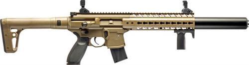"""Sig MCX Air, .177 Cal, 88Gr Co2, 30 RD, Flat Dark Earth, Tactical Grip, 36"""""""
