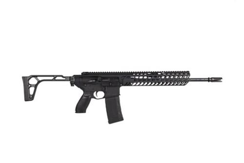 "Sig MCX Patrol Hybrid Carbine 5.56/223 16"" Barrel Aluminum KeyMod Handguard Folding Stock 30rd Mag"