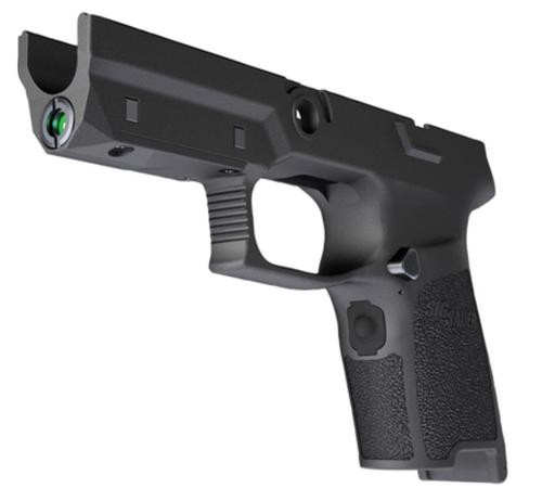 Sig Lima5 Laser Grip Module Green Laser Sig P250/P320