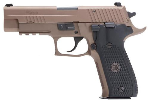 "Sig P226 Emperor Scorpion Single/Double 9mm, 4.4"" Barrel, FDE, 15rd"