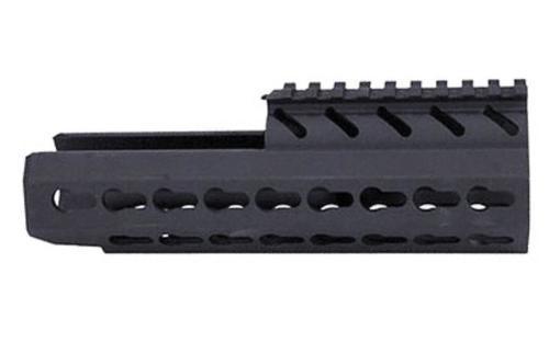 Sig Handguard MPX, Aluminum, PDW, Black, Keymod
