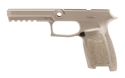 Sig Grip Module Assy P250/P320 45 Full Size, Medium Grip, Flat Dark Earth