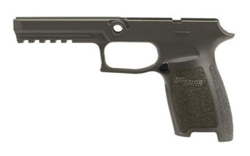 Sig Grip Module Assy P250/P320 45 Full Size, Large Grip, OD Green
