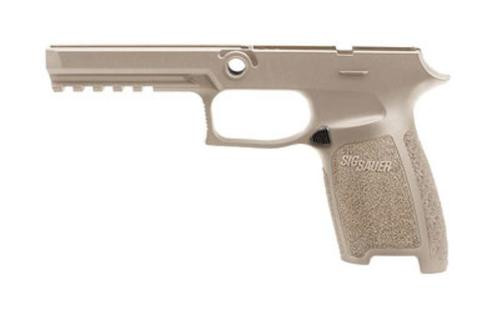 Sig Grip Module Assy P250/P320 45 Full Size, Large Grip, Flat Dark Earth