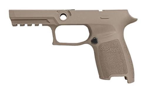 Sig Grip Module Assy P250/P320 45 Compact, Small Grip, Flat Dark Earth