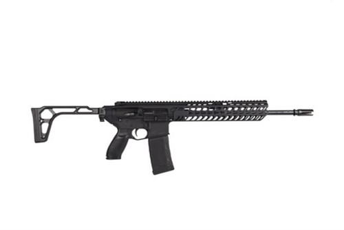 "Sig MCX Patrol Hybrid Carbine 300 Blackout, 16"" Barrel, Alum KeyMod, Folding Stock, 30rd Mag"