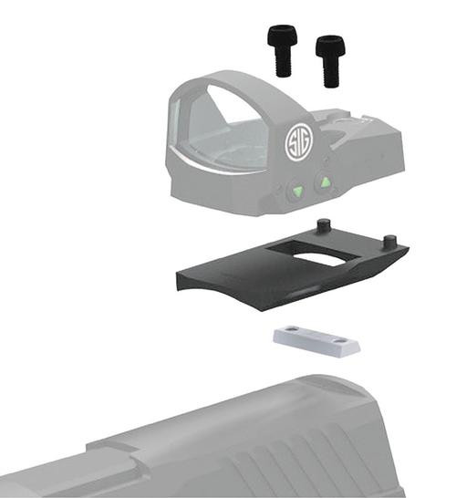 Sig Romeo1 Mounting Kit For Smith & Wesson M&P 1-Piece Style
