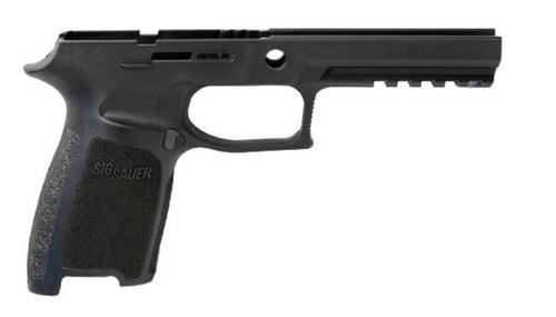 Sig Grip Module Assy P250/320 9mm/40SW/357 Sig Full Size, Large Grip, Black