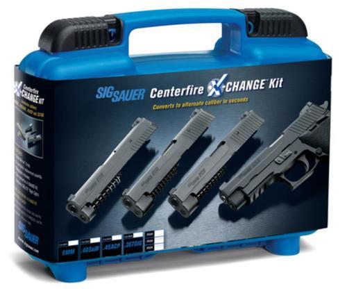 *D*Sig Caliber X-Change KIT P320 Carry 9mm, Black