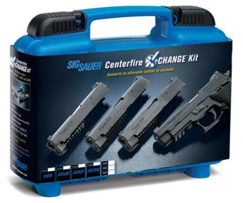 Sig Caliber X-Change KIT P320 Subcompact 9mm, 12rd, Black