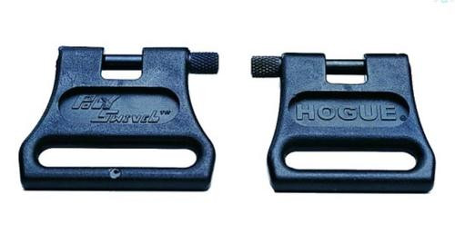"Hogue Poly 1.25"" Swivel Size Black"