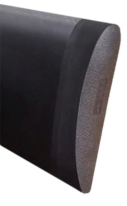 Hogue Recoil Pad Buttpad Large Matte Black Elastomer