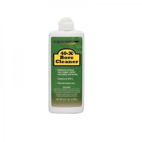 Remington 40-X Bore Cleaner 4 oz. Bottle