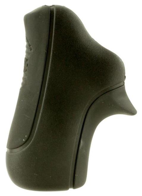 Hogue Tamer Pistol Grip Ruger LCR Textured Rubber Black