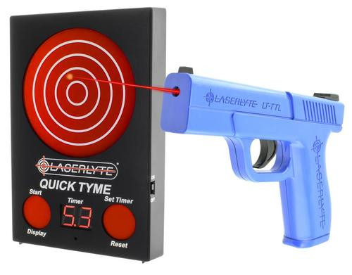 LaserLyte Trainer Kit Laser Quick Tyme