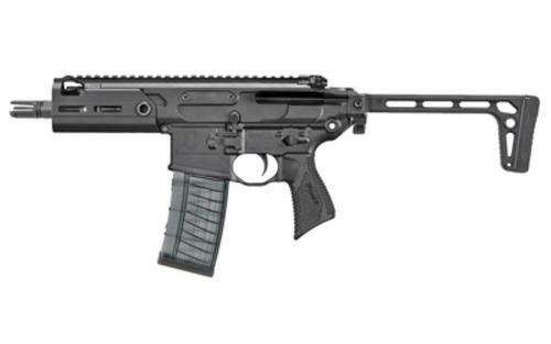 "Sig MCX Rattler SBR 300 Blackout, 5.5"", Minimalist Stock, Alum M-LOK HG, 1x30rd All NFA Rules Apply"
