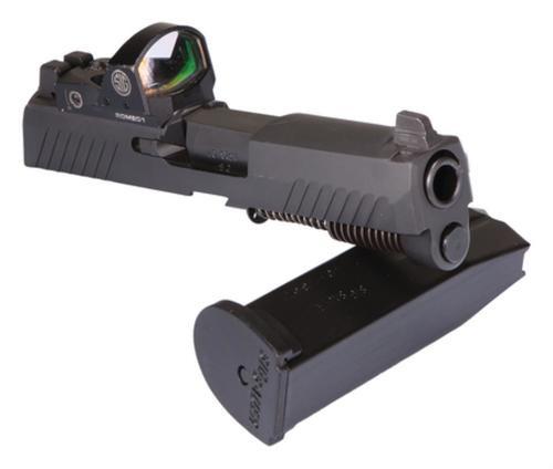 Sig Caliber X-Change Kit P320 Compact RX 9mm, Black, 15rd Mag