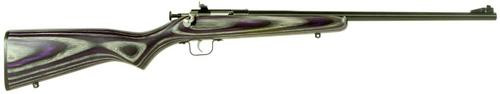 "Keystone Crickett 22LR, 16.12"", Purple Laminate Stock"